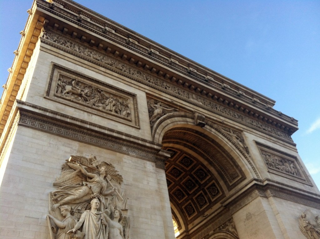 Top Things To Do In Paris - Arc de Triomphe