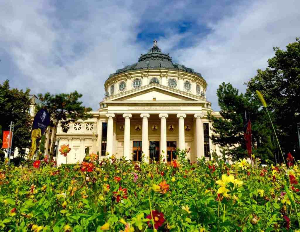 Bucharest Best Expat City