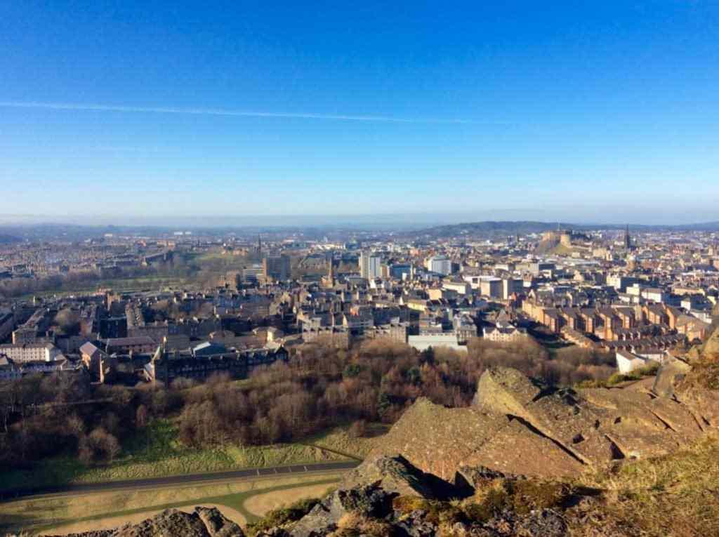 Edinburgh Best Expat City