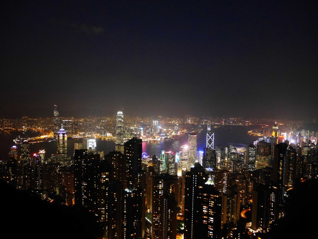 Hong Kong Best Expat City