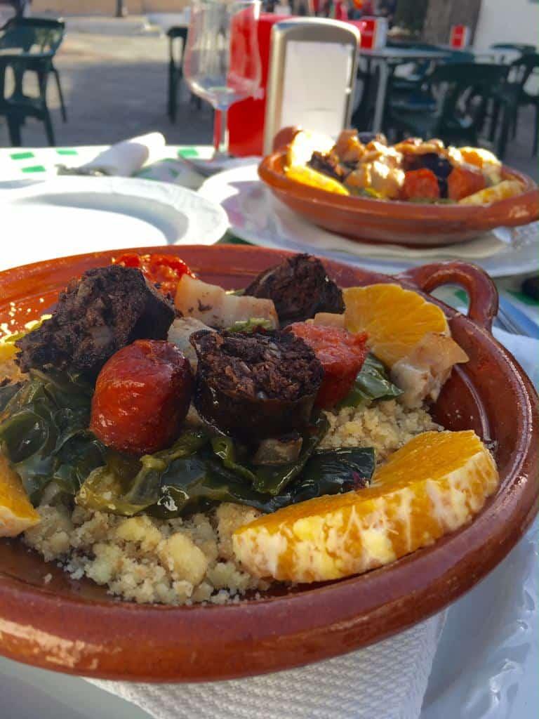 Las Alpujarras Traditional Food Migas