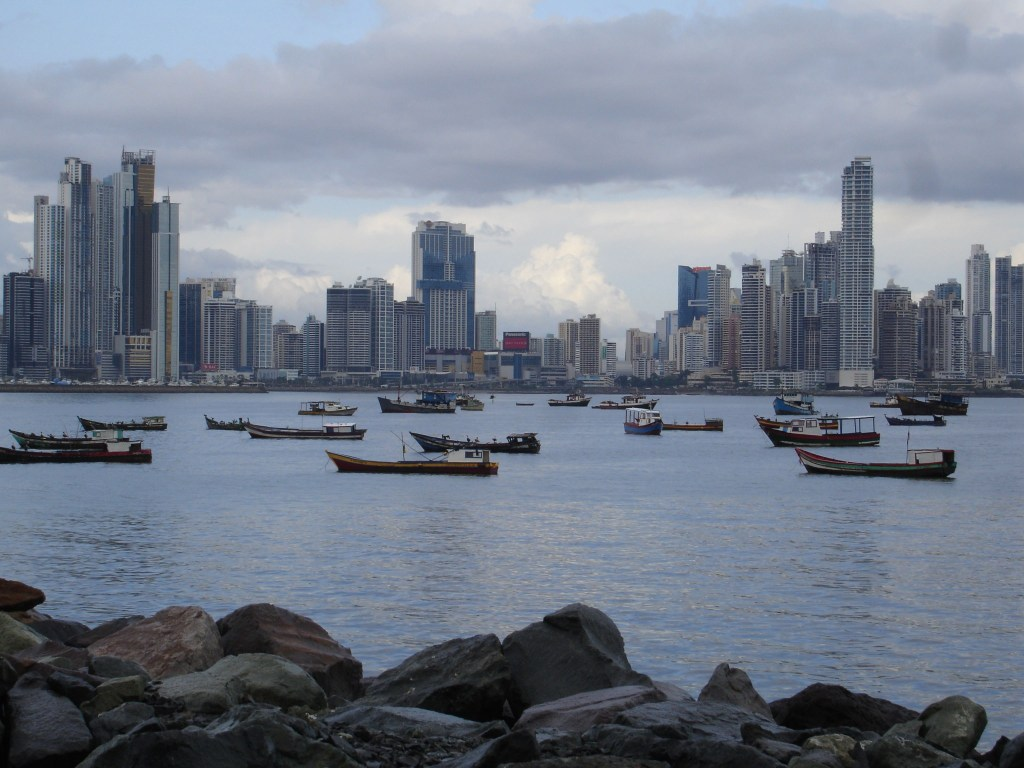 Panama City Best Expat Cities