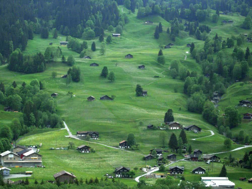 Switzerland Best European Summer Destinations