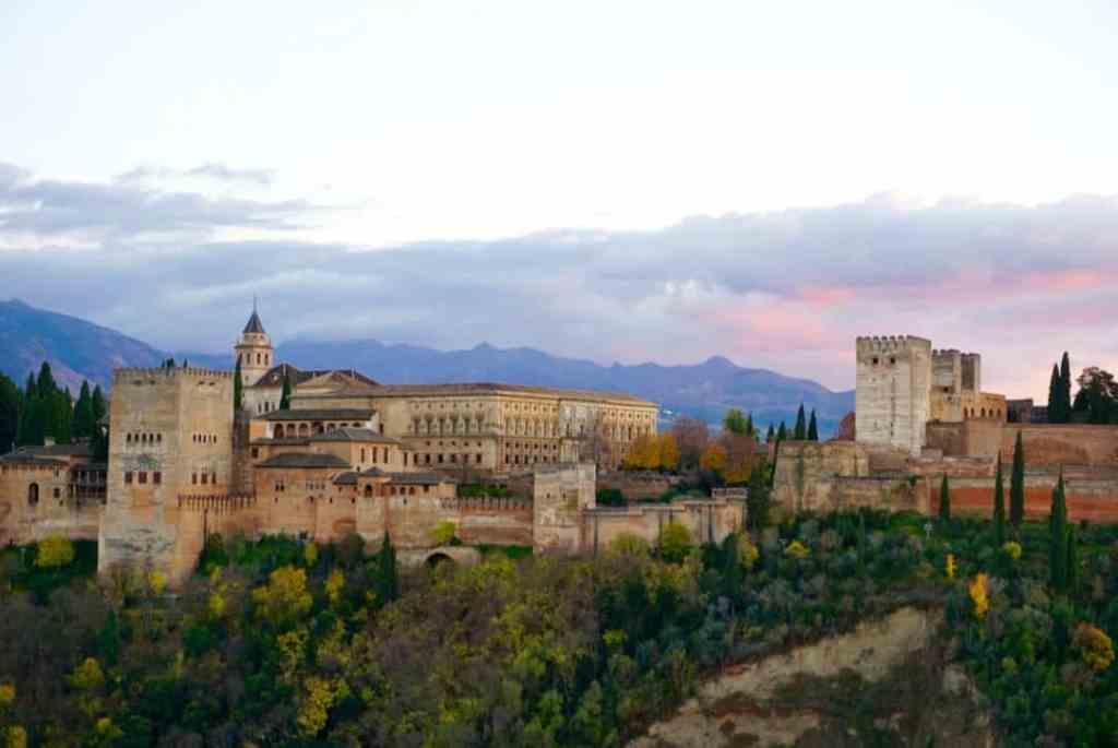 Visit the Alhambra Granada Spain