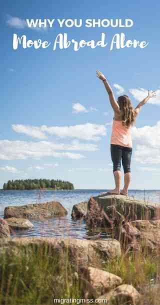 Move Abroad Live Overseas Solo Alone