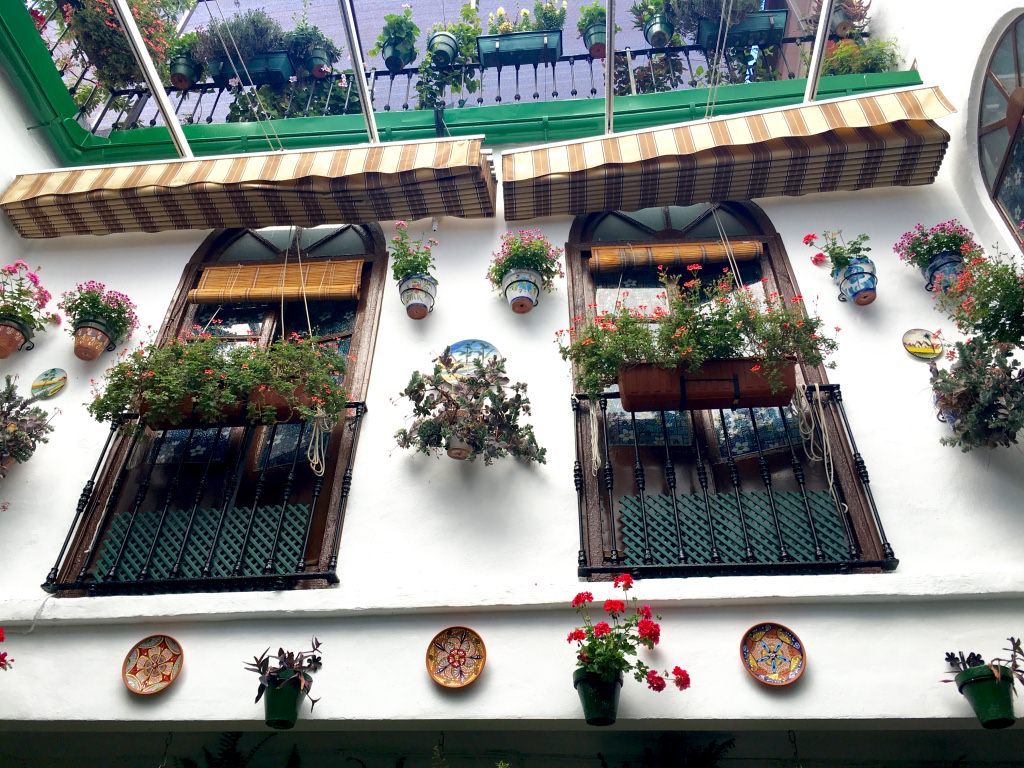 Los Patios Cordoba Spain