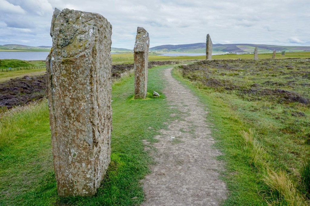 Ring of Brodgar, historical site things to see Orkney
