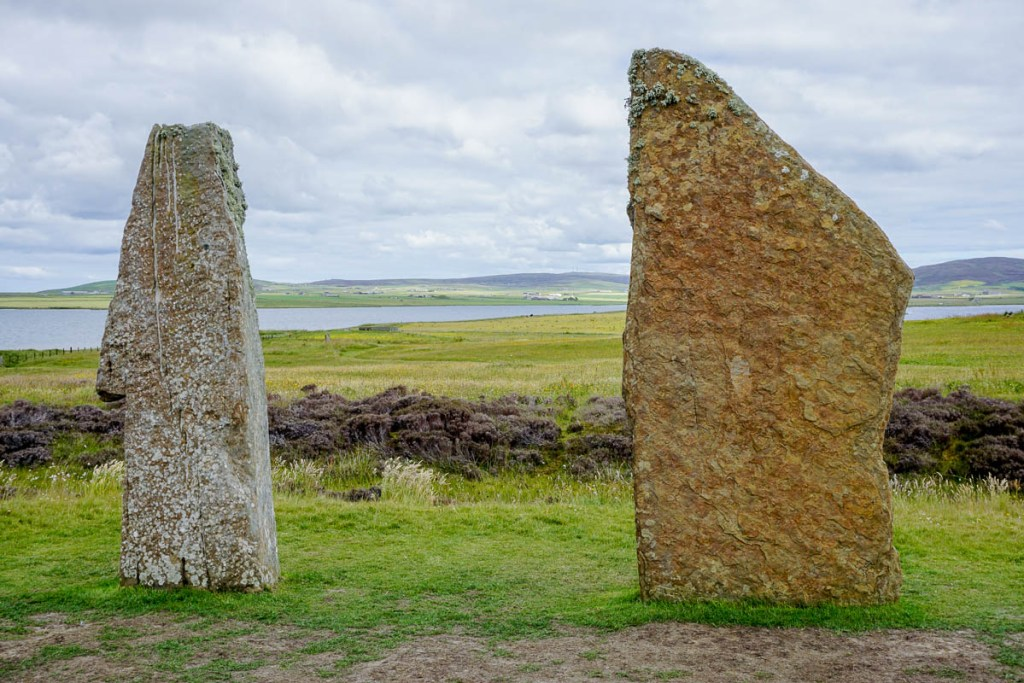 Heart of Neolithic Orkney Historical Sites