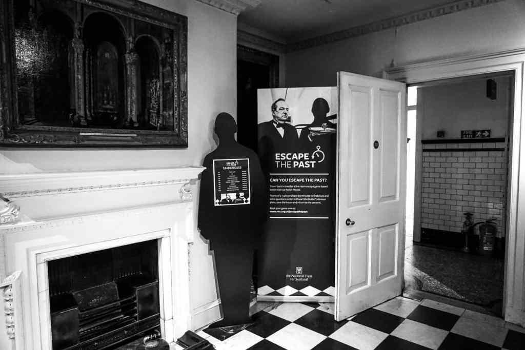 Escape the Past - Escape Room at Pollok House