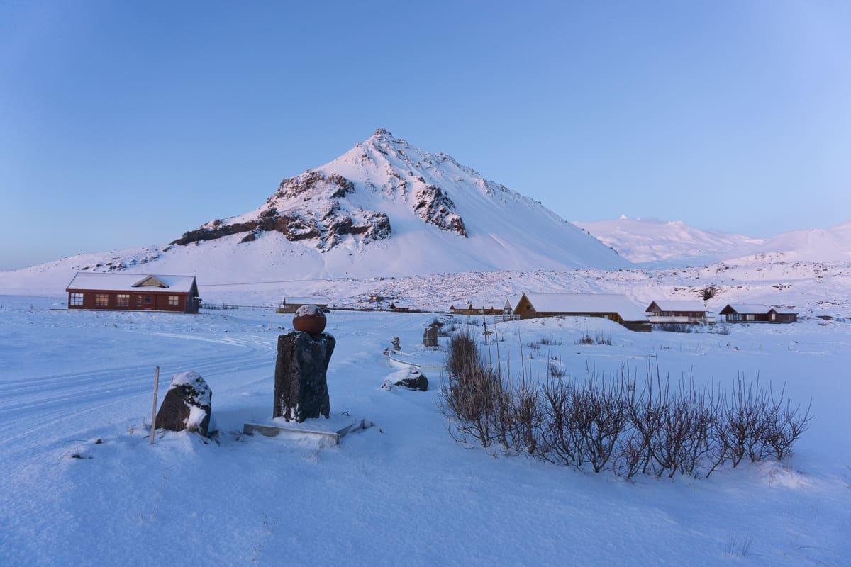 Northern Lights Iceland Summer