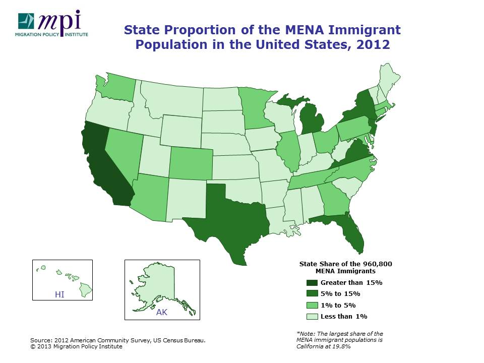 immigrants in the united states Although greeks have accounted for a relatively small percentage of the total immigrants to the united states, they have formed strong ethnic communities that have kept alive their language.