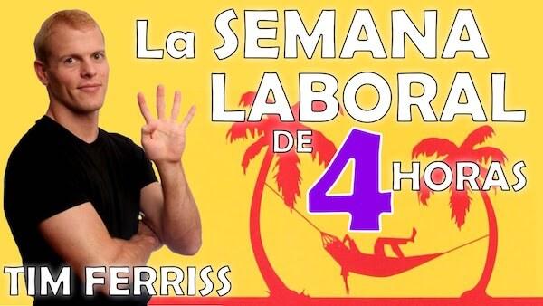 Semana Laboral 4horas