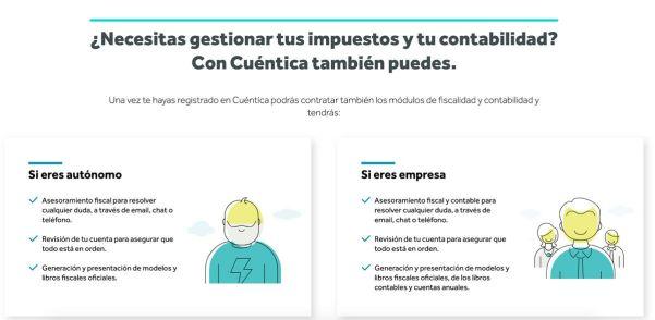 CUENTICA PROGRAMA CONTABILIDAD