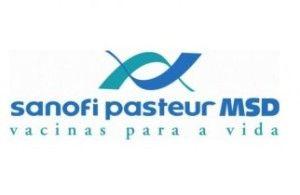 Sanofi Pasteur MSD logo