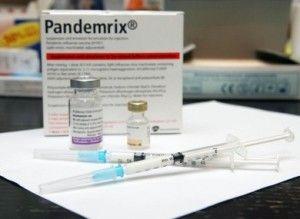 Pandemrix vacuna narcolepsia gripe