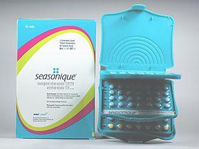 ff2495bada Seasonique es una píldora anticonceptiva que está lanzando el laboratorio  Teva. Tomándola las reglas se reducen a cuatro al año. Según la nota  informativa ...