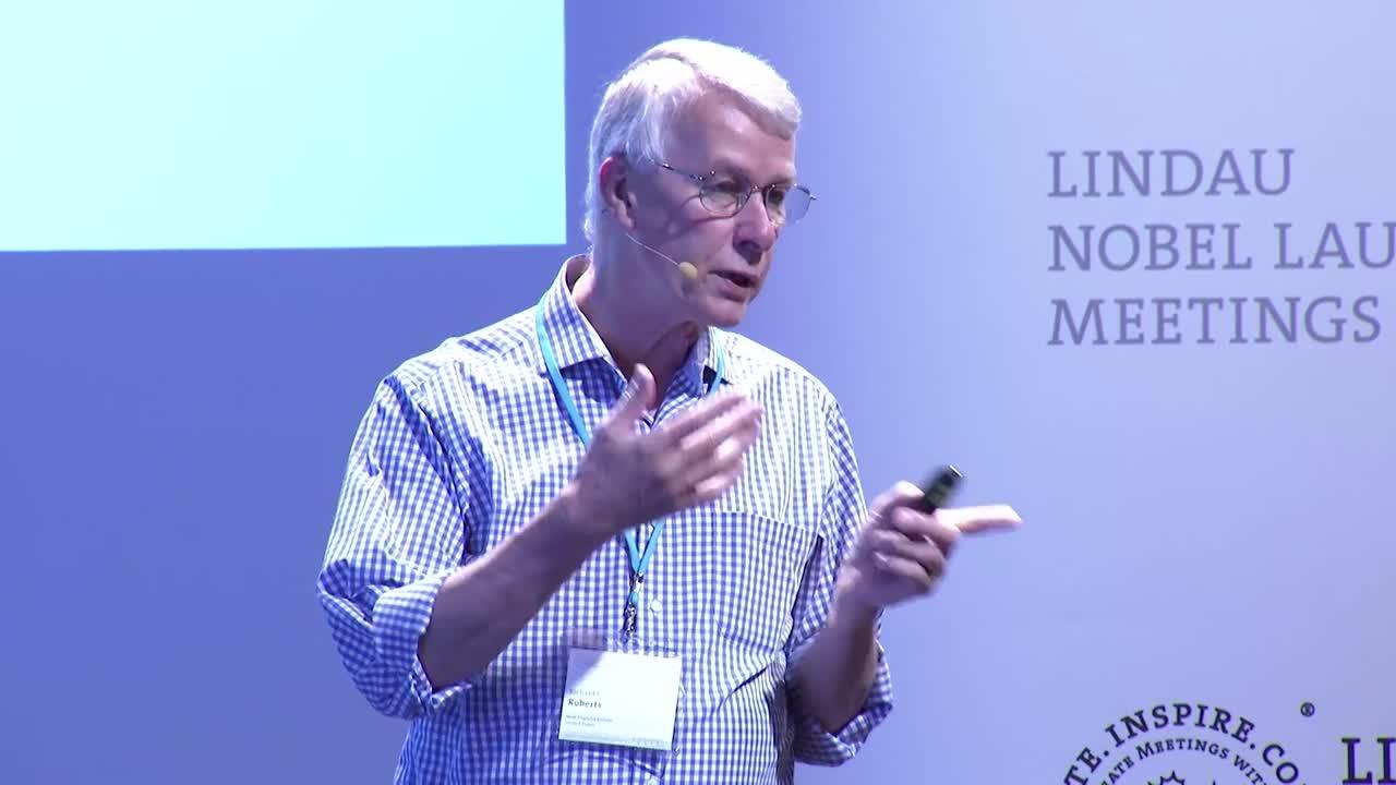 Richard J. Roberts, Premio Nobel de Medicina: Farmacéuticas bloquean fármacos que curan porque no son rentables