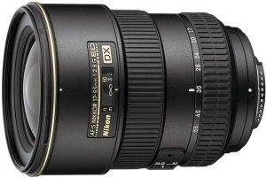 Objetivos - Nikkor 17-55 Nikon