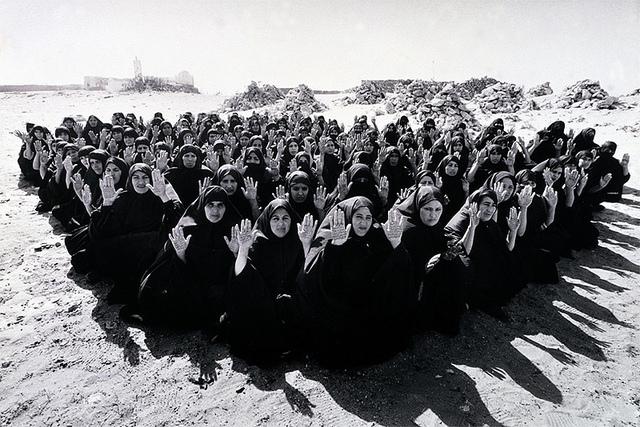 La obra de Shirin Neshat está en Madrid