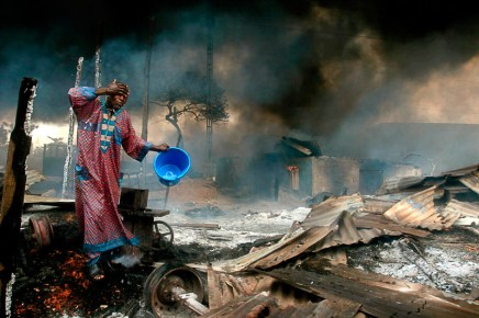 © Akintunde Akinleye, Nigeria, Reuters 2007 World Press Photo Contest 1st Prize Spot News Singles