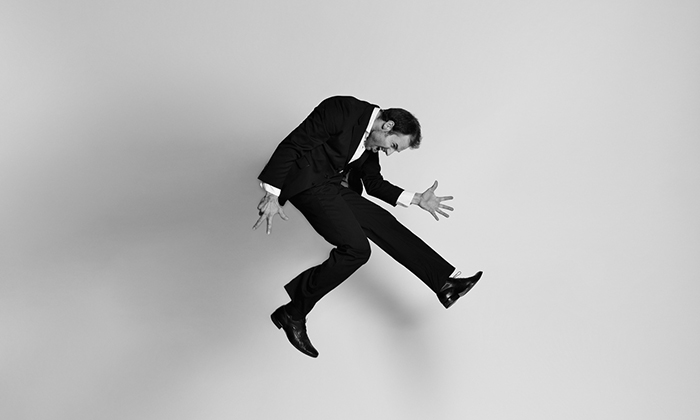 «Gravity» un proyecto de Tomas Januska