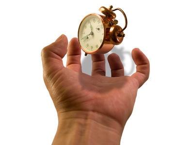 Tempo: controlar ou não, eis a questão