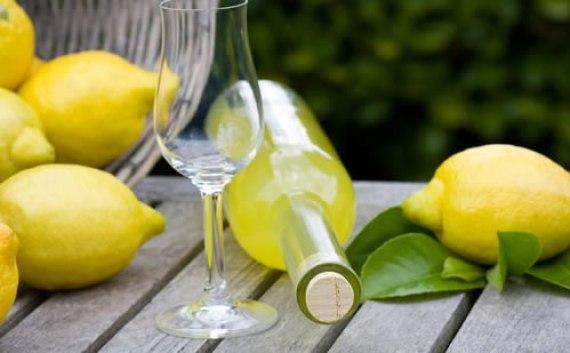 Limoncello (Receta de licor italiano)