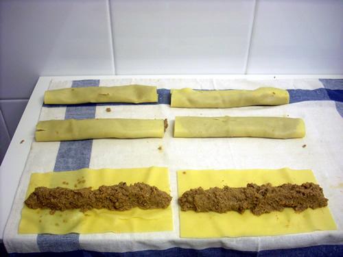 Canelones de San Esteban