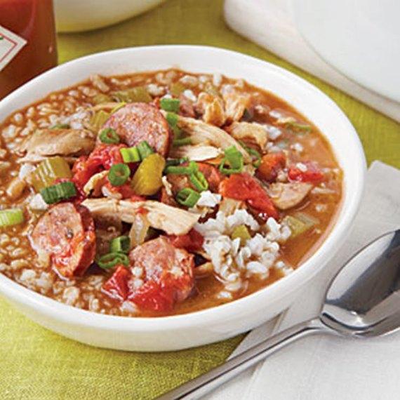 Gumbo de New Orleans (Cocina Cajun)