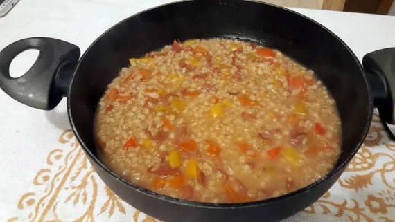 Sopa de orzo (Cocina italiana)