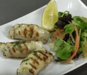Rollos de pez espada (Cocina siciliana – Italia)