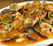 Almejas a la marinera a mi estilo (Cocina Española)