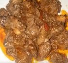 Caldereta de cordero (Cocina Extremeña)
