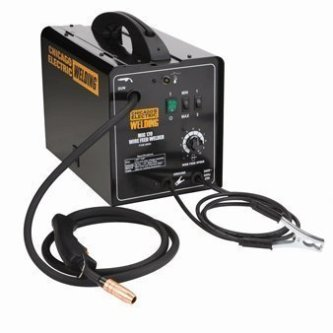 Chicago Electric Welding Systems 170 Amp MIG/Flux Wire Welder by Chicago Electric Welding Systems