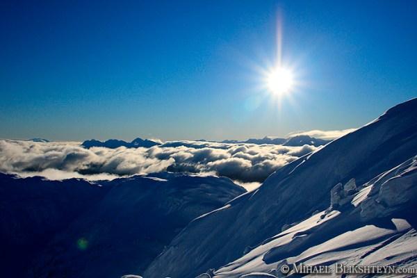 View from Mt. Ben Stewart