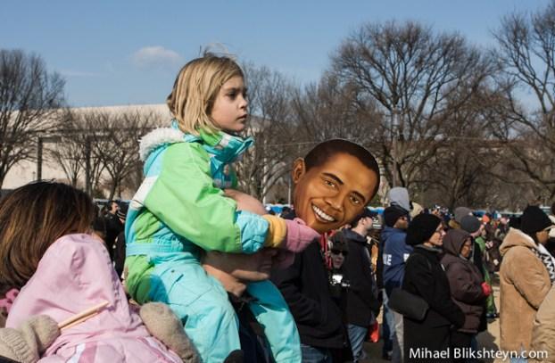 Barack Obama Inaguration 2009