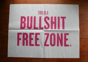 bullshit-free