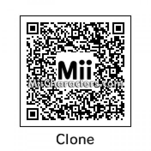 QR Code for Clone Trooper (no helmet) by WiiFan2786