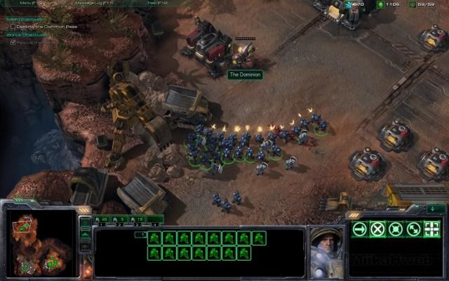 MiikaHweb - Game : StarCraft II: Wings of Liberty