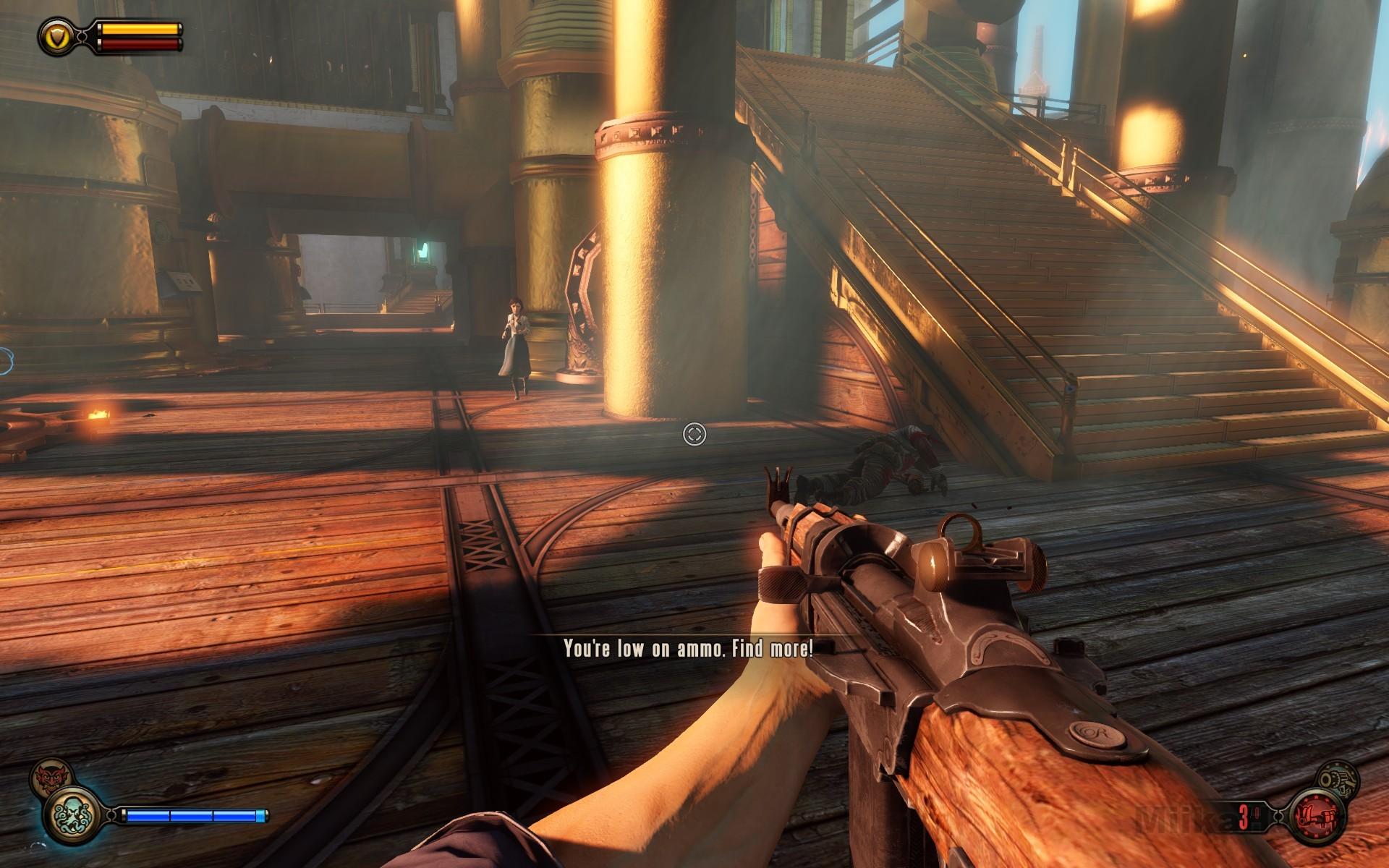 MiikaHweb  Game  BioShock Infinite