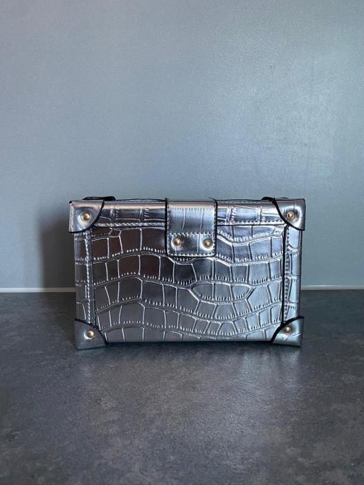 fashion gold purse