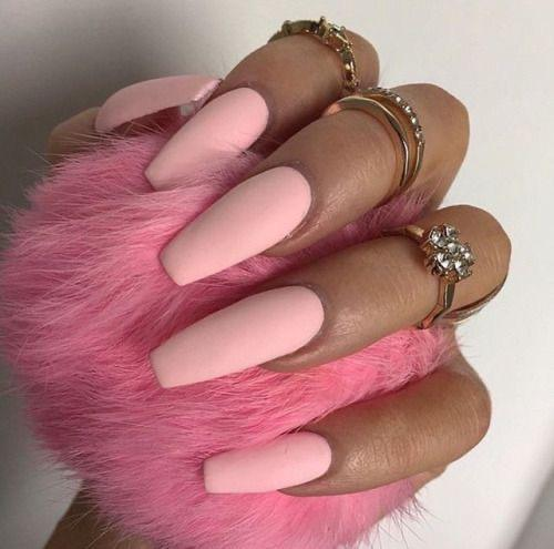 Barbie Pink Matte - Pin Inspired - Pretty and Pressed Nails