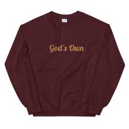 God's own Unisex Sweatshirt