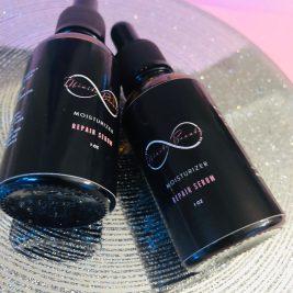 Moisture repair serum for acne prone, oily, combination and sensitive skin