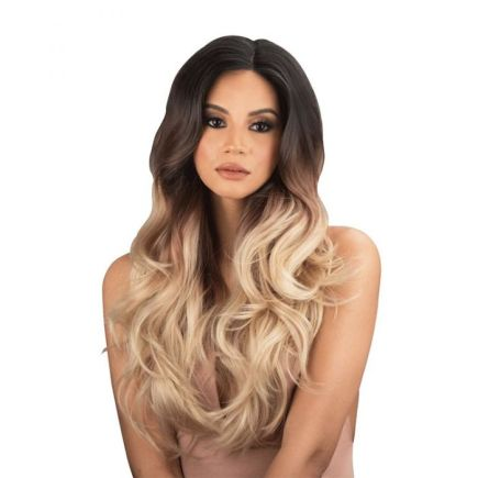 ombre lace front wig, Lovato