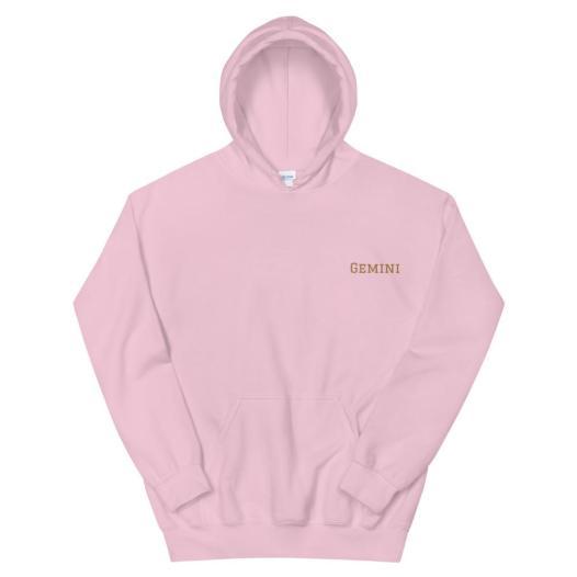Gemini Unisex Hoodie