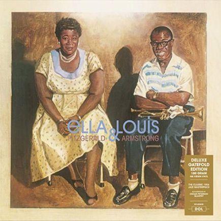 Ella And Louis vinyl album