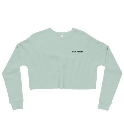 Tre Crop Sweatshirt