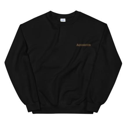 Aquarius Unisex Sweatshirt