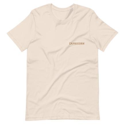Capricorn Short-Sleeve Unisex T-Shirt